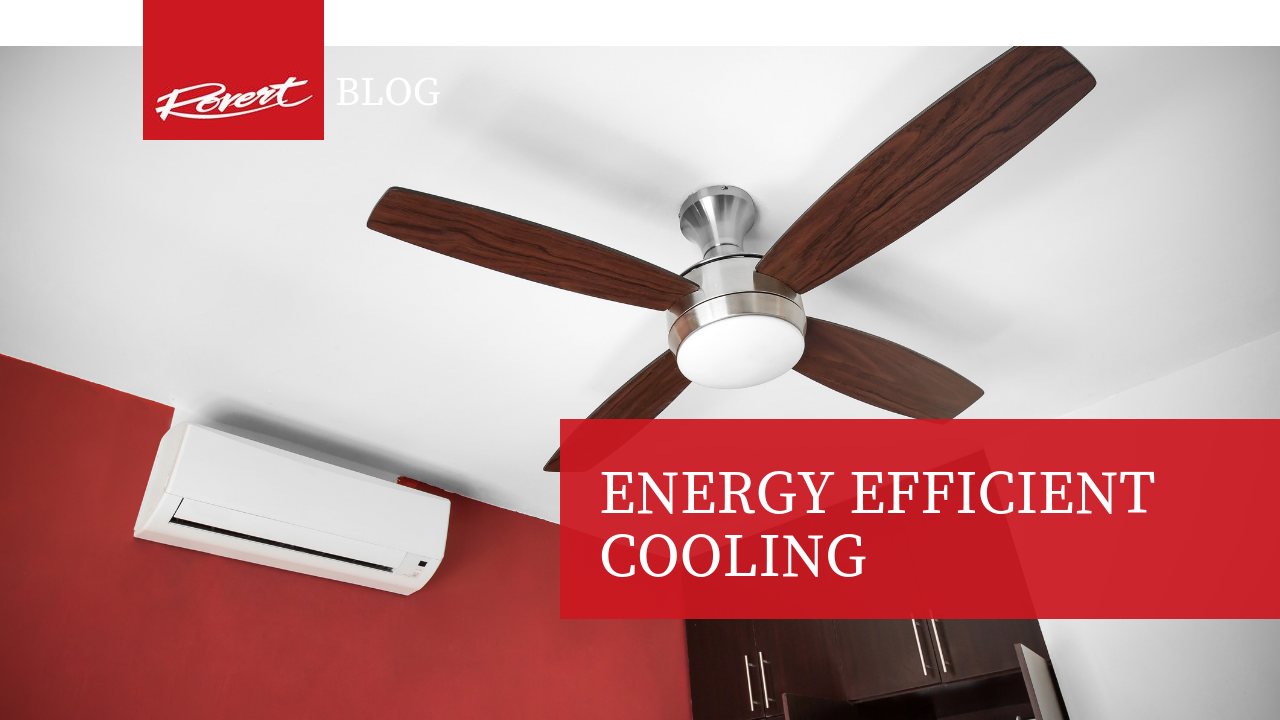 Energy efficient cooling