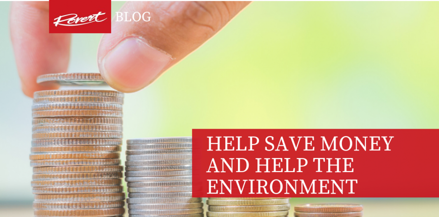 Save Money and Help the Environment -