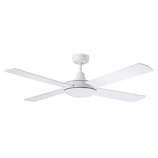 Martec Lifestyle White Ceiling Fan without Light