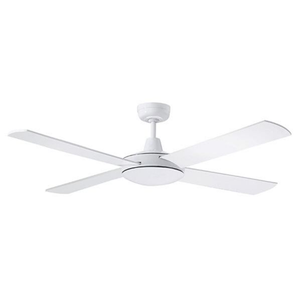 Martec Lifestyle White Ceiling Fan without Light -