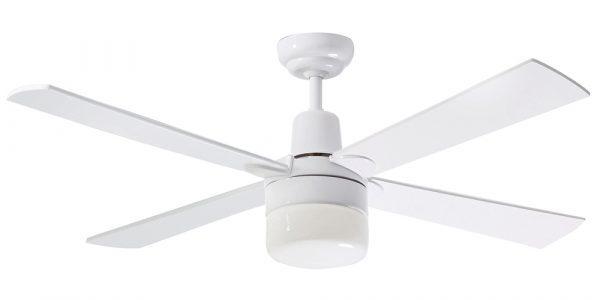 FourSeasons Alpha 48″ Ceiling Fan With Clipper Light