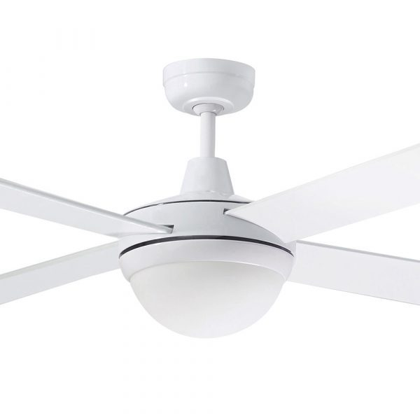 Lifestyle 52″ Ceiling Fan With E27 Light-white-focus