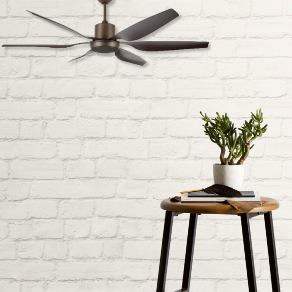 "66"" High Performance Ceiling Fan Oil-Rubbed Bronze -"