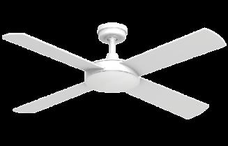 White Diecast Aluminium Body