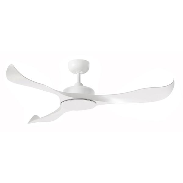 Martec Scorpion DC Range Ceiling Fan in White -