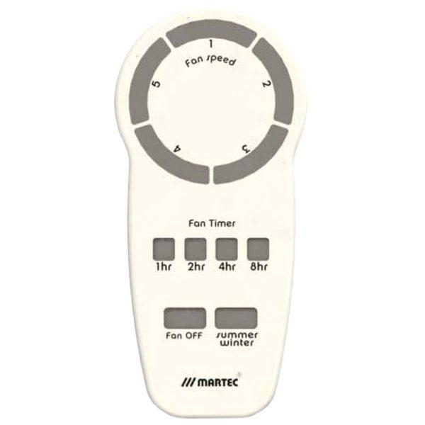 Martec Scorpion DC Range-remote