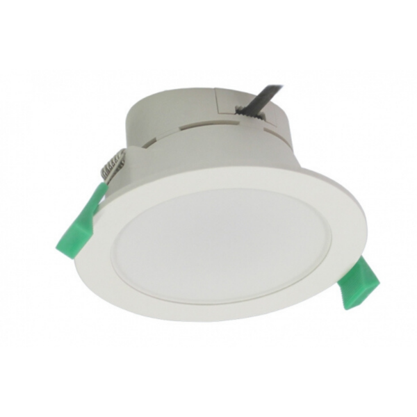 10W LED Downlight Kit Tri-Colour White -