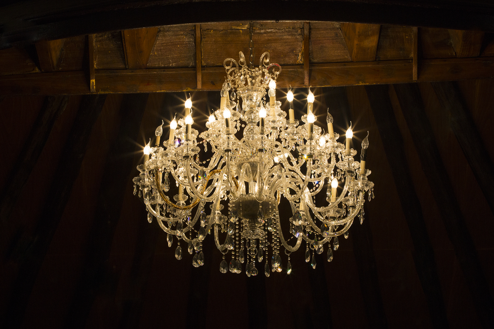 Candle chandeliers -