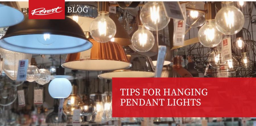Tips for Hanging Pendant Lights -
