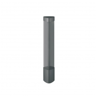 Exterior LED Surface Mounted Bollard Light – Triangular