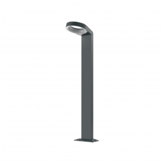 Exterior LED Surface Mounted Bollard Light – Hoop