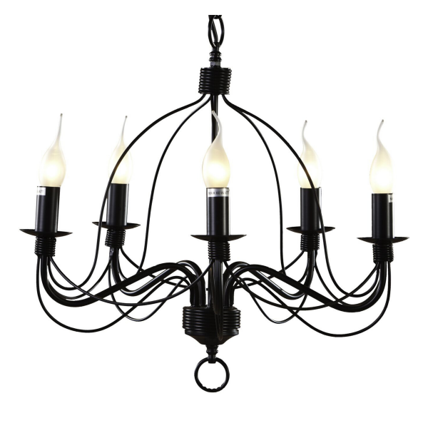 Candice 5 Light Candelabra Chandelier -