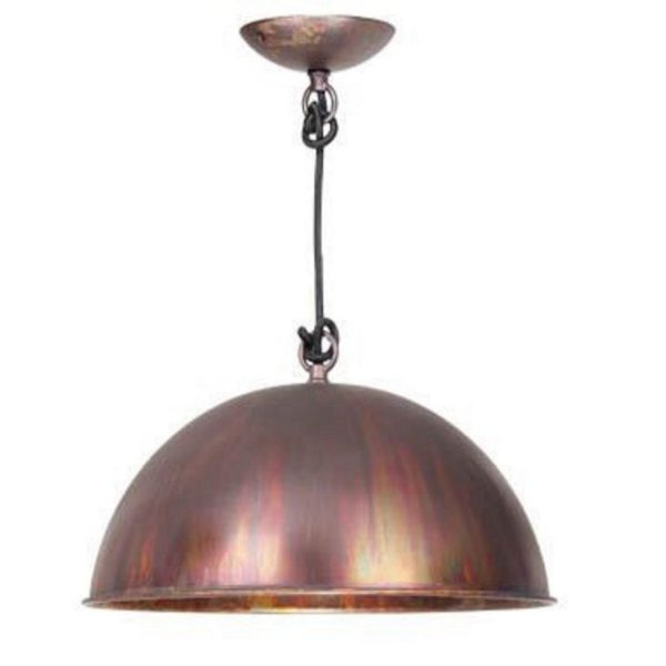Kingston Acid Wash Industrial Pendant Light -