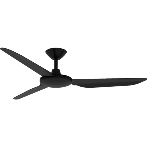 "Hunter Pacific Polar DC Fan Matt Black 56"" Blade -"