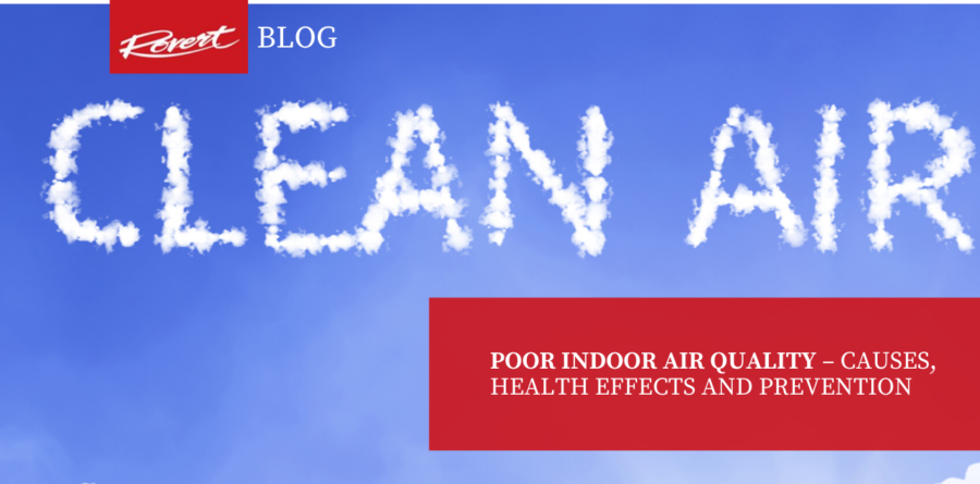 Poor Indoor Air Quality – Causes, Health Effects and Prevention - Indoor Air Quality