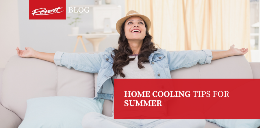 Home Cooling Tips for Summer -