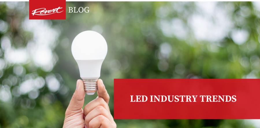 LED Industry Trends - LED Industry