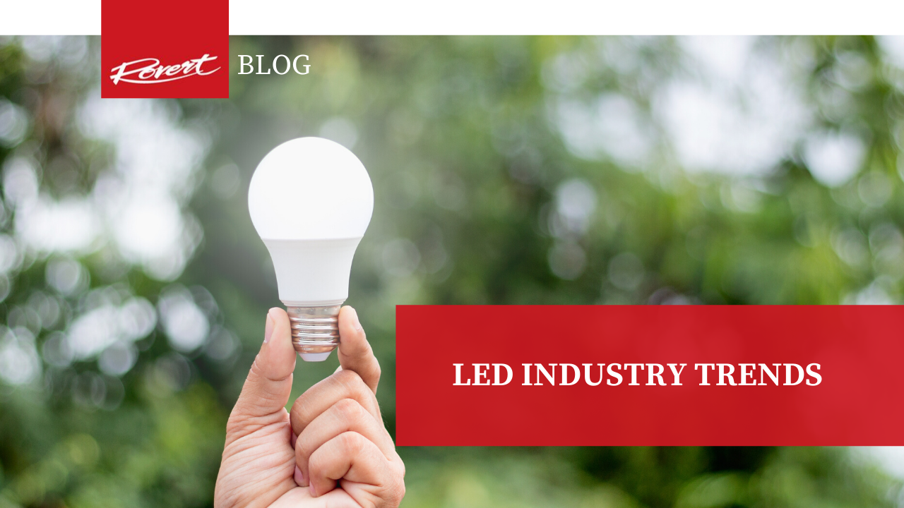 LED industry trends