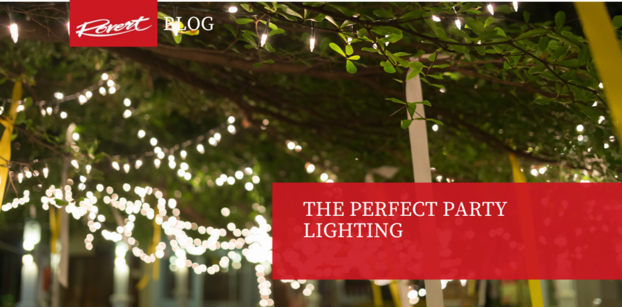 The Perfect Party Lighting - Party Lighting