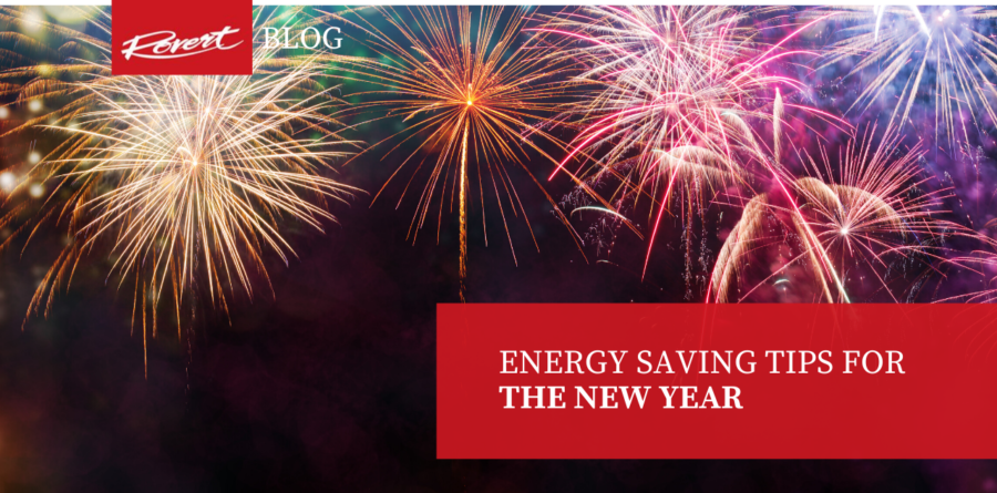 Energy Saving Tips for the New Year -