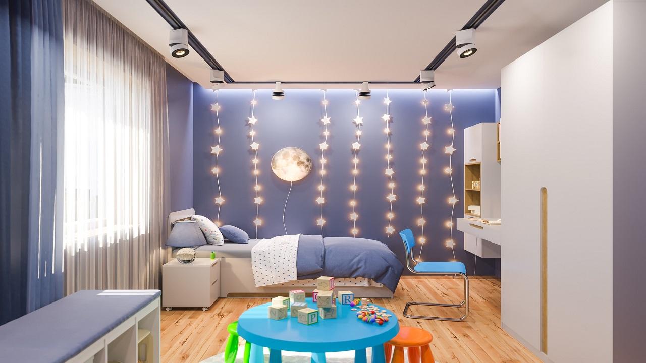 Tips For Lighting Your Kid S Bedroom Rovert Lighting