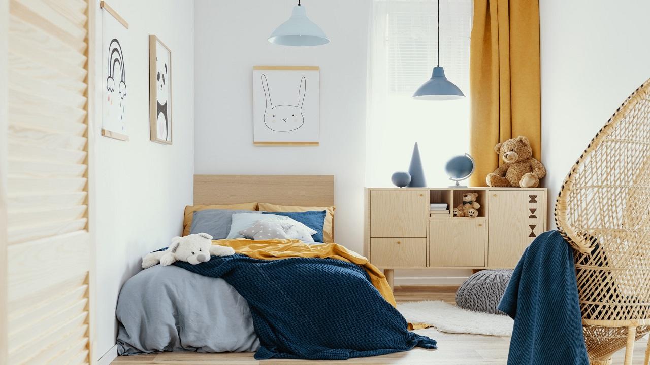 Tips for Lighting your Kid's Bedroom - Lighting