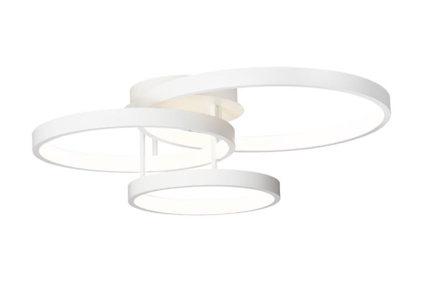 Zola 3 Light Circular LED CTC -