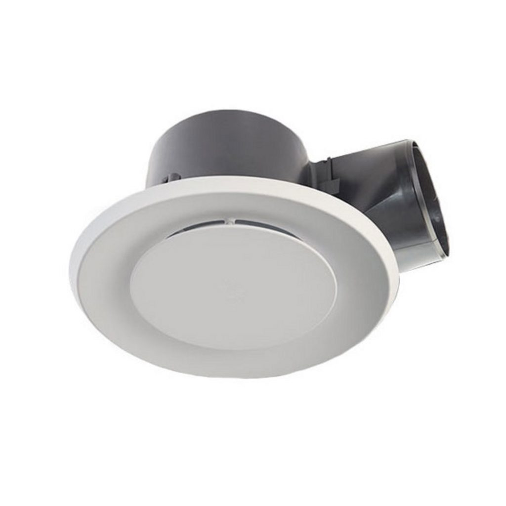Rapid Response Exhaust Fan And Grille Rovert Lighting