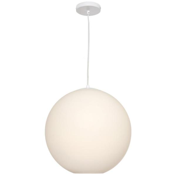 Orpheus Spherical Glass Pendant -
