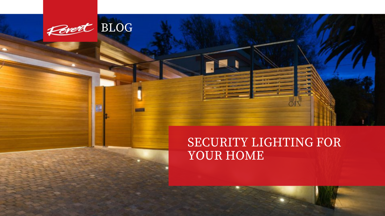 Security Lighting For Your Home