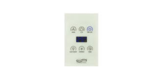 Hunter Pacific DC Ceiling Fan/Light Wall Control