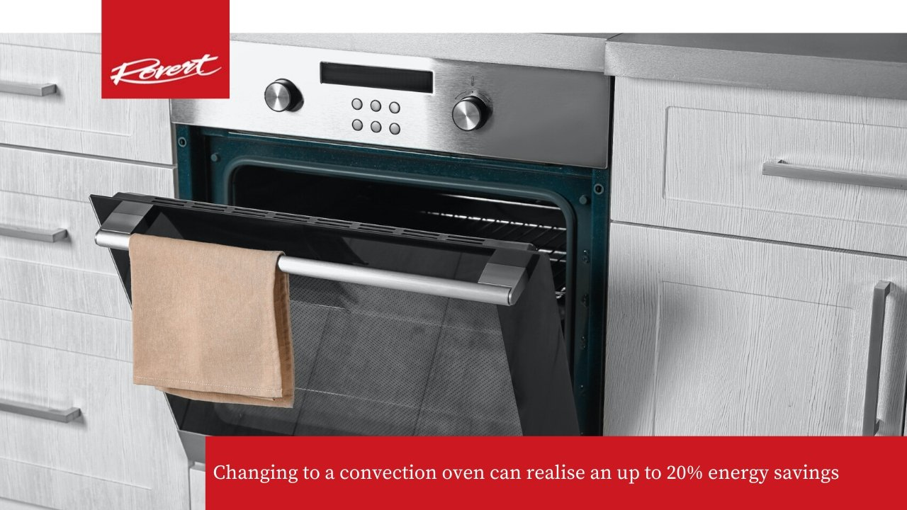 use convection oven