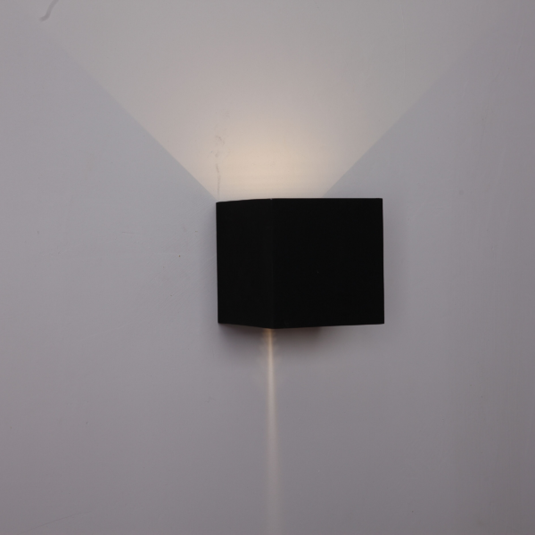 Toca LED Adjustable Beam Wall Light -