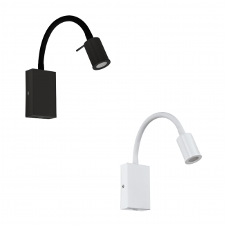 Tazzoli LED Flexible Reading Wall Light