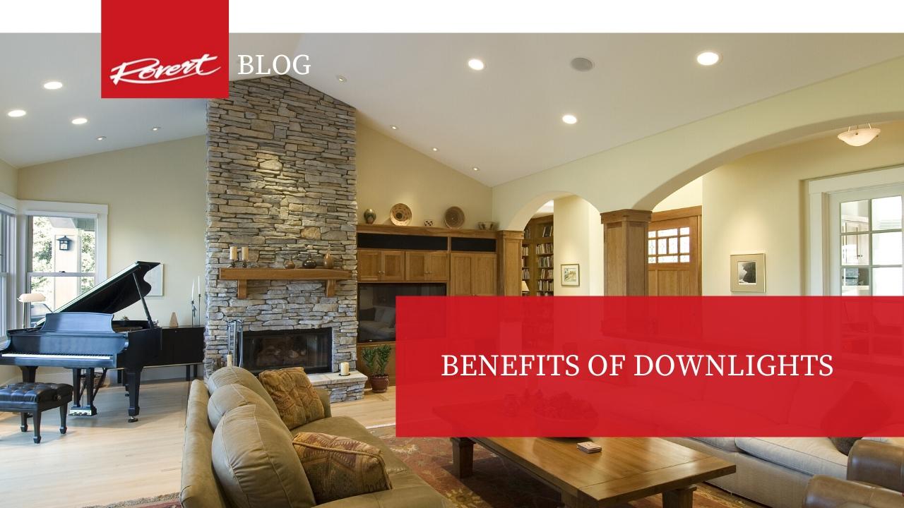 benefits of downlights