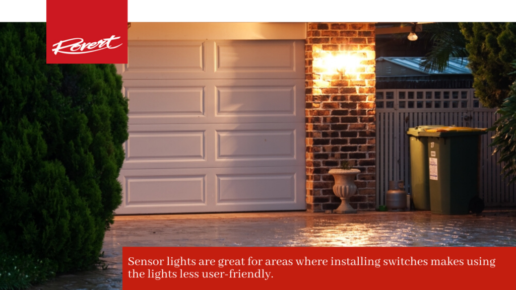 Sensor Lights - What are the Benefits? -