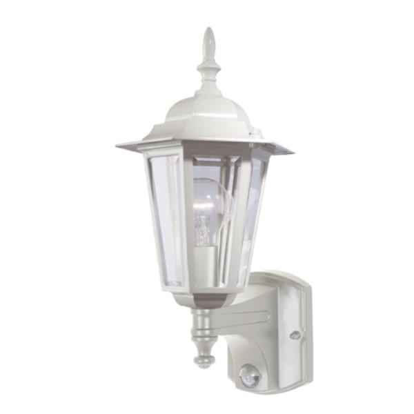 Tilbury Exterior Wall Lantern with Sensor -