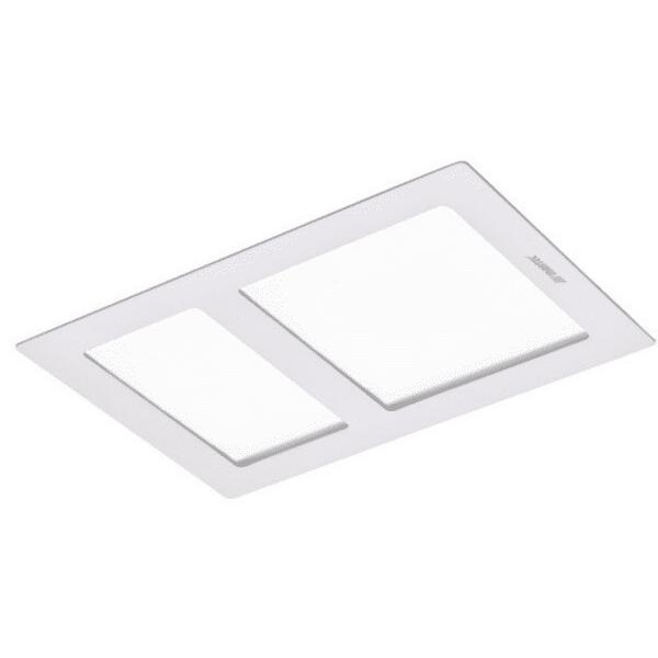 Martec Aspire 3-in-1 Bathroom Heater, Fan and Light -