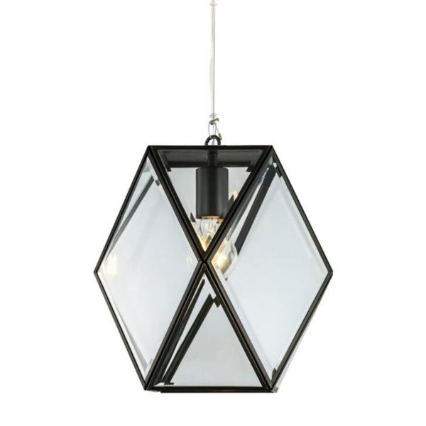 Regan 1 Light Lantern Pendant -