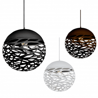 Farina Ball Pendant Light