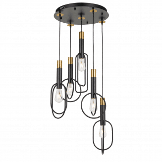 Marvin 5 Light Pendant