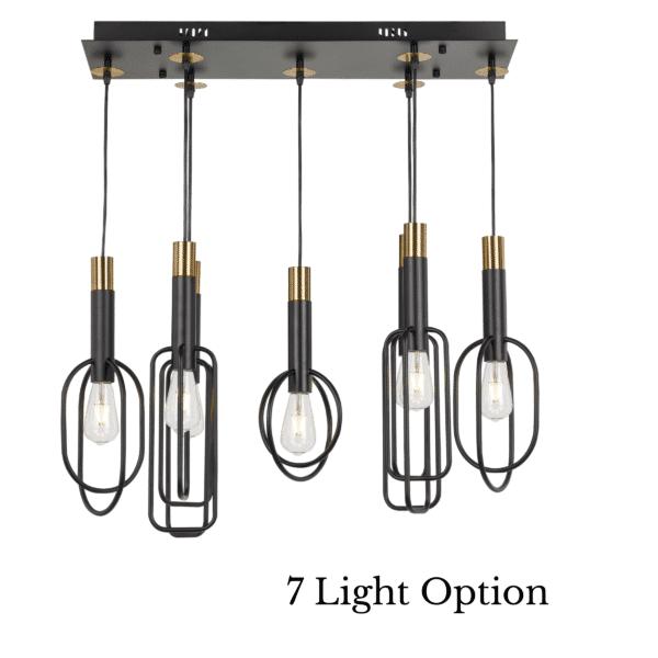 Marvin 5 Light Pendant -