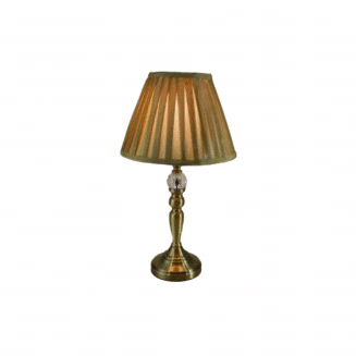 Victoria Table Lamp Antique Brass