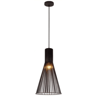 Novo Wood Look Pendant Light