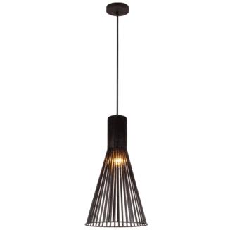 Novo Wood Look Pendant Light