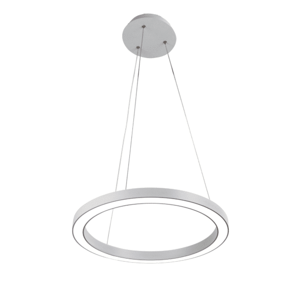 Nebula LED Halo Ring Pendant Light -