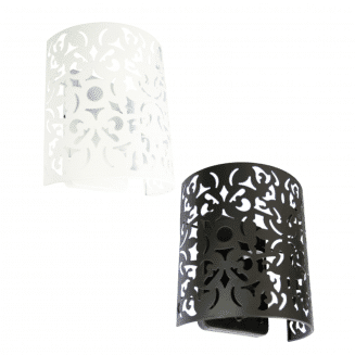 Vicky Laser Cut Metal Wall Bracket
