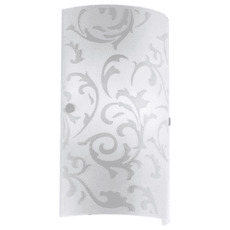 Amadora Frosted Glass Wall Light