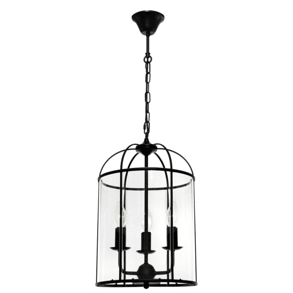 Clovelly 3 Light Pendant -
