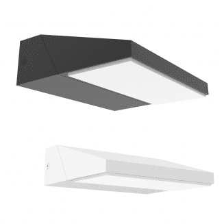 Plana Exterior LED Adjustable Wedge Wall Lights